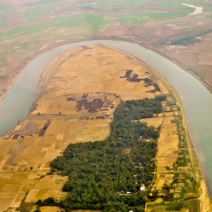 Aerial Photography in Bangladesh