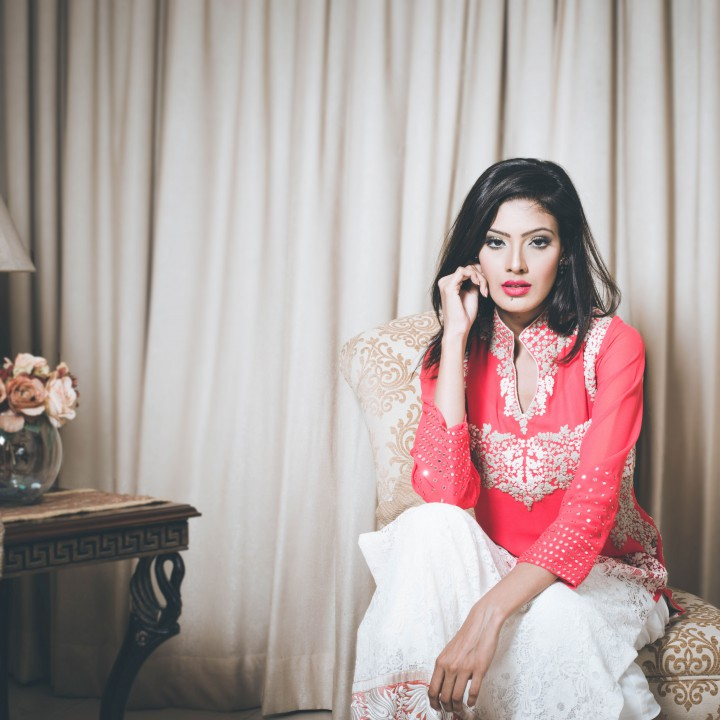 High Fashion-Riba Hasan-Rukhsana Esrar Runi-Eid Collection 2015